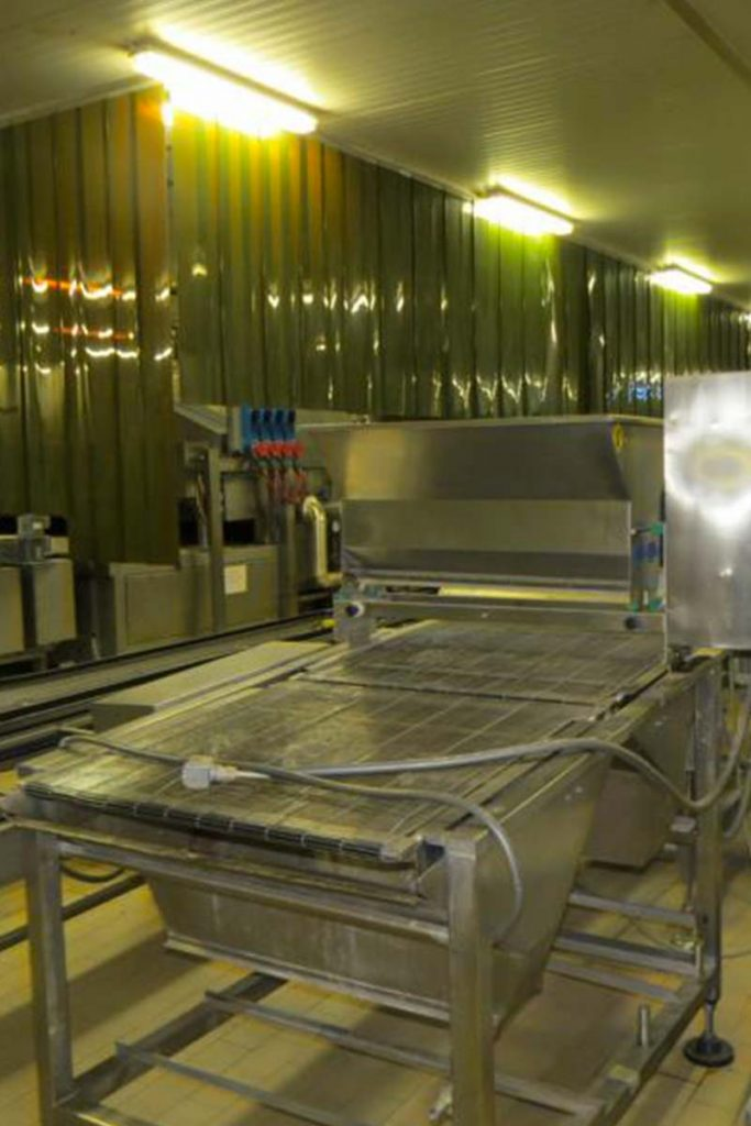 Used Canol Bread Lamination Line Best Used Machines